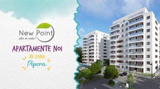 New Point, Pipera, Complex rezidential,